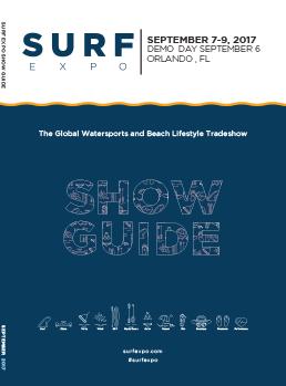 Surf Expo Septtember 2017 Show Guide