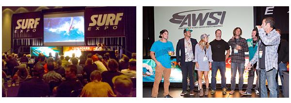 AWSI Awards at Surf Expo