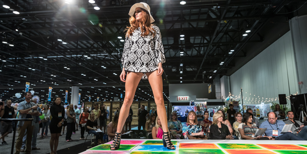 Fashion Shows at Surf Expo