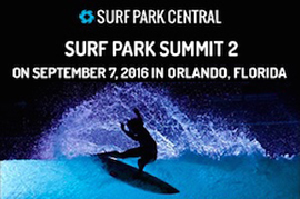 Surf Park Summit September 7, 2016 in Orlando, FL.