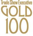 Trade show Executive Gold one hundred award