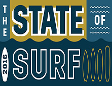 State of surf logo