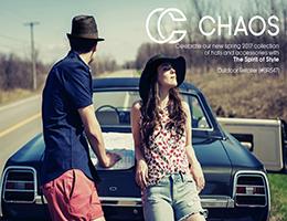 Chaos hats