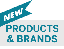 New products and brands