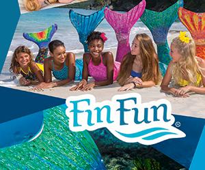 Fin Fun at Surf Expo