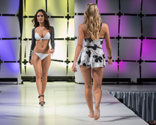 Surf Expo fashion show