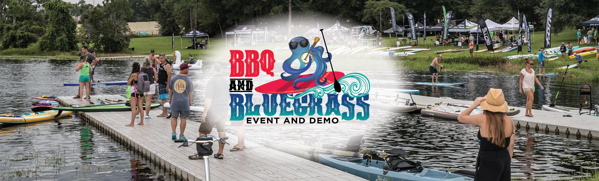 BBQ & Bluegrass Event and Demo